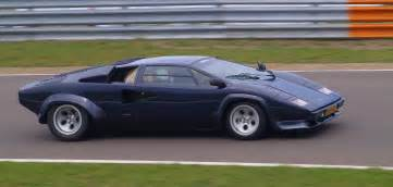 1981 Lamborghini Countach 1981 Lamborghini Countach Lp400s Images Pictures And