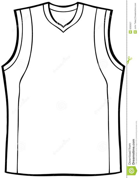 basketball uniform coloring page blank basketball jersey clipart free download best blank