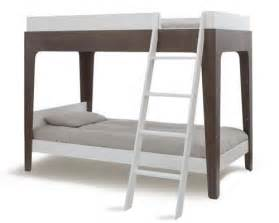 modern bunk bed modern oeuf perch bunk bed for modern children s room