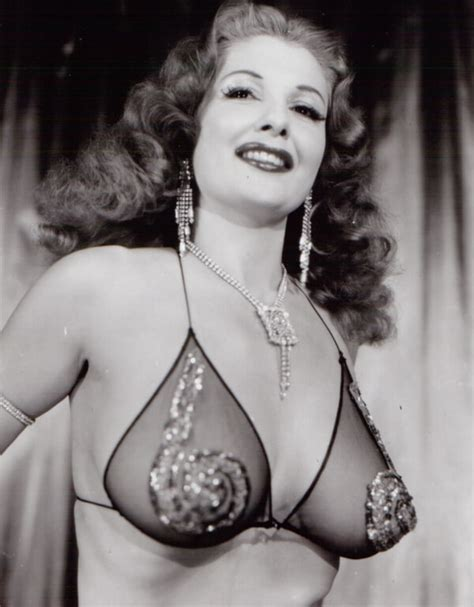 Betty Davis Daughter by A Look Back 20 Glorious Photos Of Vintage Burlesque Dancers