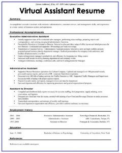examples of killer resumes