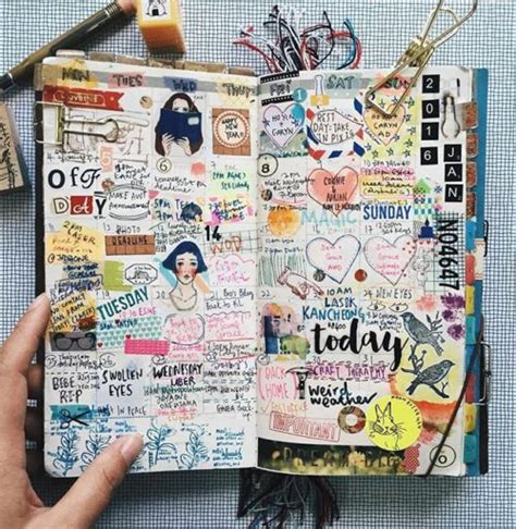 Scrapbooking Is More Popular Than Golf by Scrapbook With Your Journal It Might Be More Than