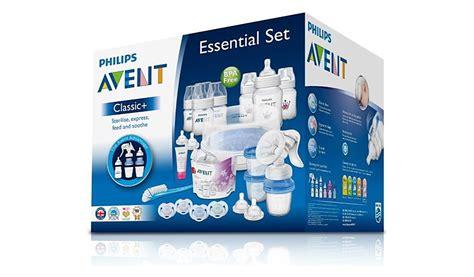 kit asda philips avent classic essentials kit baby george at asda