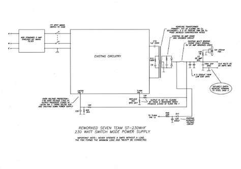Modification Atx Power Supply by Rf For Hobbies Pc Power Supply Modification To Be