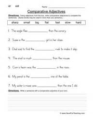 Adjectives worksheet 1 fill in the blanks