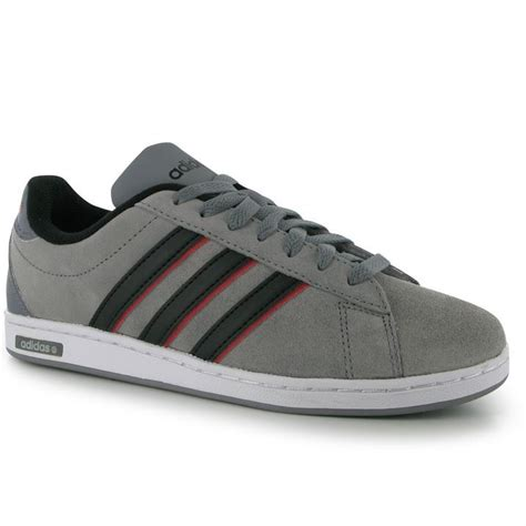 Sepatu Adidas Gazelle Suede Casual Sport adidas mens derby suede trainers ortholite lace up casual sports shoes footwear ebay