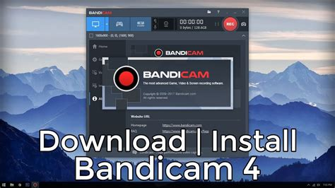 how to install bandicam full version for free download install bandicam 4 0 0 1331 full version for