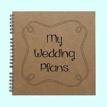 Plan My Wedding by Best Personalized Wedding Journals Products On Wanelo