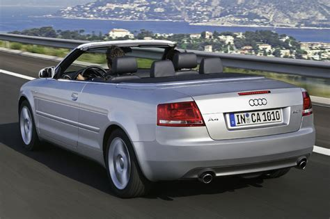 Audi A4 Pictures by Audi A4 Cabriolet 2005 Pictures Audi A4 Cabriolet 2005