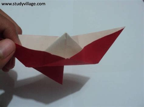 how to make a paper knife boat how to make origami knife boat best of you tube