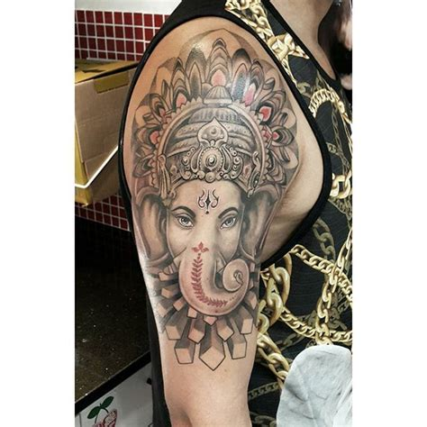 ganesha tattoo klein 33 best indu tattoo images on pinterest tattoo ideas