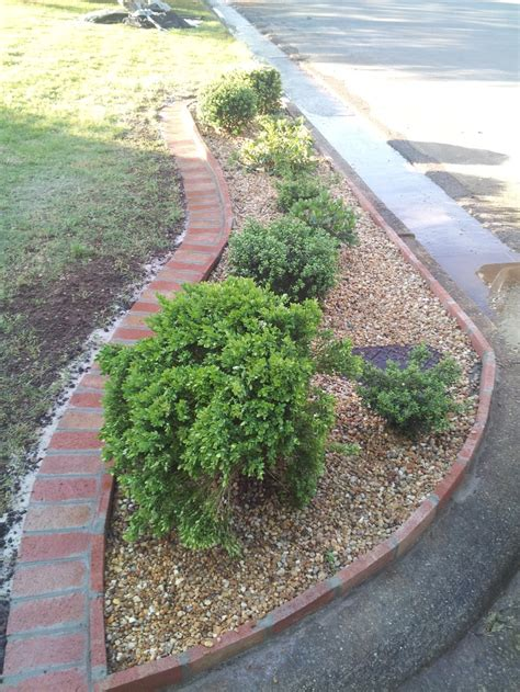 Landscape Edging With Bricks 31 Best Images About Landscape Edging Ideas On