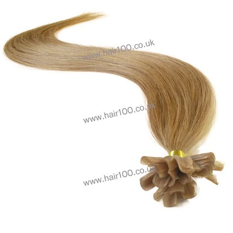 pre bonded hair pre bonded hair extensions strawberry blonde nail tip from