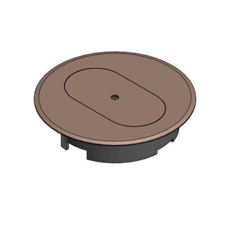 carlon floor box cover carlon 1 floor box cover duplex receptacle of