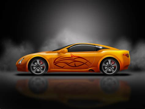 design your dream vehicle create your dream car in photoshop cieneldotnet