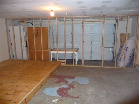 garage bedroom ideas garage conversion idea to keep door for converting back