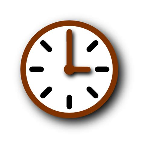 Creative Clocks by Clock Icons Free Icons In 2d Icon Search Engine