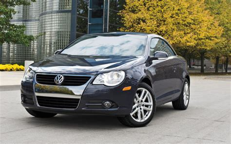 Eos Auto by 201 Valuation Volkswagen Eos 2010 Guide Auto