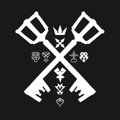 kingdom hearts logo kingdom hearts tapestry teepublic