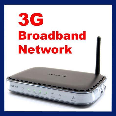 netgear  mobile broadband wireless router   ports