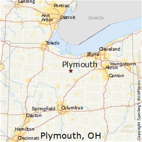best places to live in plymouth ohio