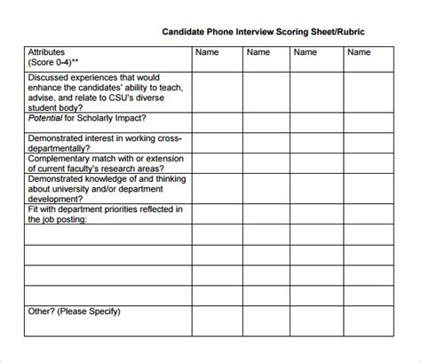 judging card template 11 score sheet sles pdf word excel