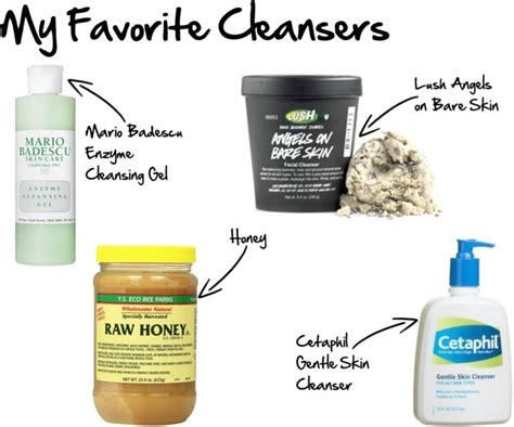 best cleanser the blush the best cleansers