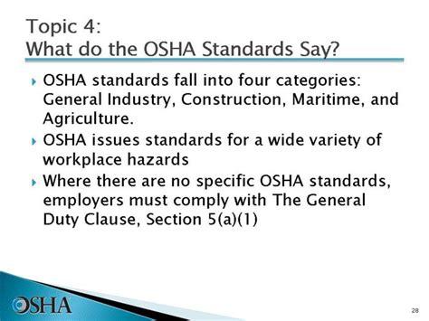 osha section 5 a 1 introduction to osha english gt slide 28