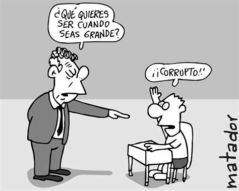 imagenes chistosas llaneras matador cartoons corrupci 243 n en la educaci 243 n