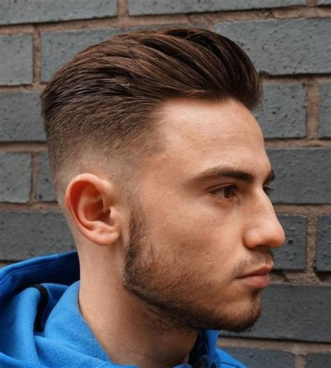 fade haircuts both sides hairstyles master 50 life changing shaved sides haircuts for men