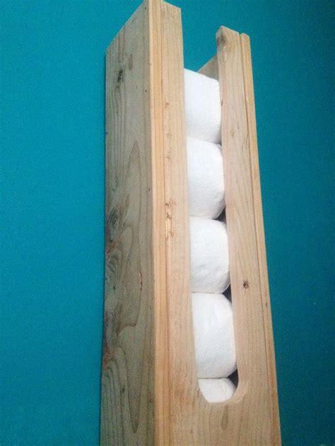 wooden toilet paper holder toilet roll holder pallet wood wooden pallets