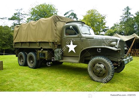 military transport vehicles wwii transport vehicle truck stock image i1597370 at