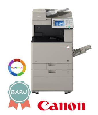 Mesin Fotocopy Berwarna inilah mesin fotocopy canon warna terbaik dan bandel