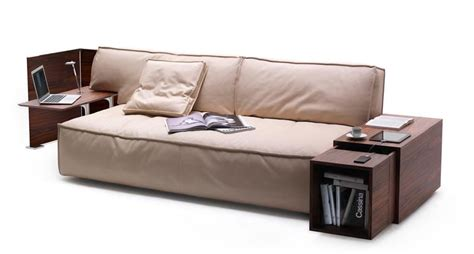 usb couch philippe starck myworld sofa offers usb wireless charging