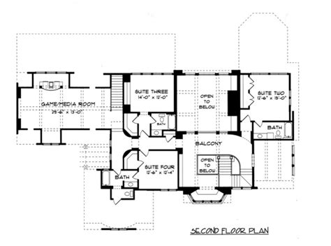 Lockwood House Plans Lockwood Plan 4934 Edg Plan Collection