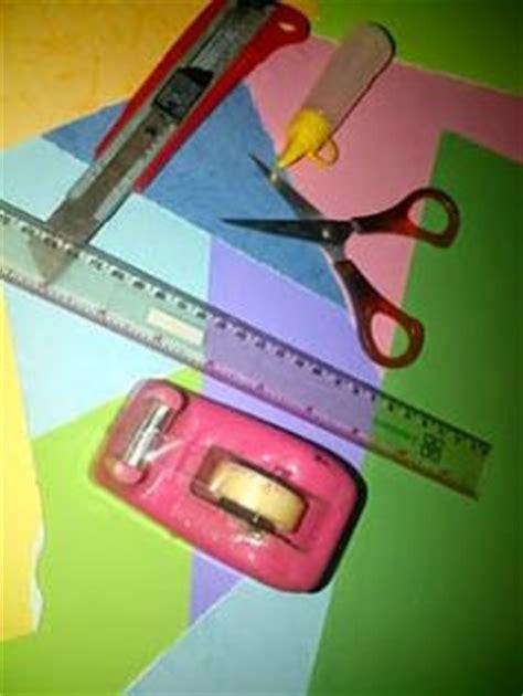 membuat bunga dari kertas untuk anak tk nove hasanah cara membuat bintang segitiga dari sedotan