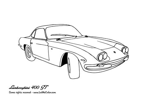 Lamborghini Coloring Pages Printable by Lamborghini Car Coloring Pages Printable Sketch Coloring Page
