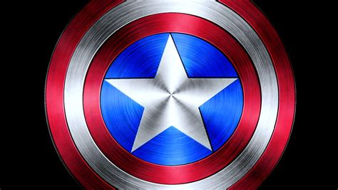 captain america dark wallpaper captain america shield wallpapers and backgrounds