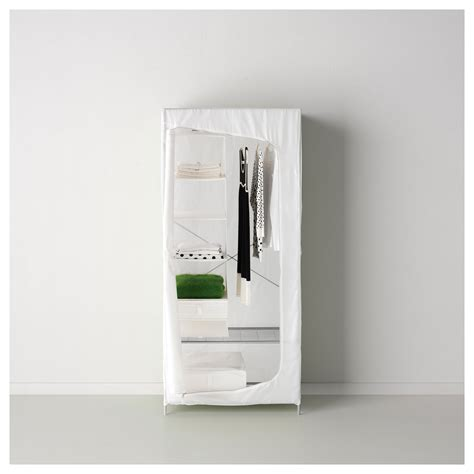 ikea visdalen wardrobe breim wardrobe white 80x55x180 cm ikea