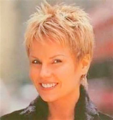 older short hairstyles hair style  color  woman
