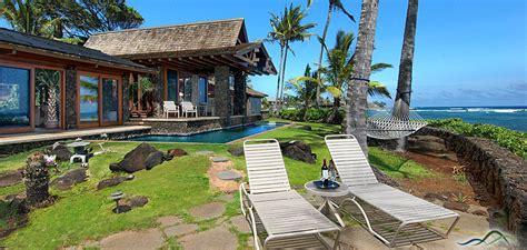 Kauai Luxury Homes Kauai Vacation Homes At Poipu On Kauai S South Shore