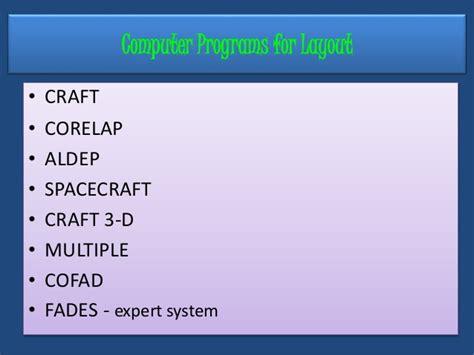 aldep layout software download project management layout