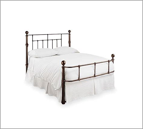 Mendocino Bed Frame Pottery Barn Mendocino Bed Decor Look Alikes