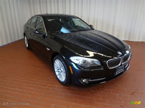 Bmw 535i 2012 by 2012 Black Sapphire Metallic Bmw 5 Series 535i Xdrive