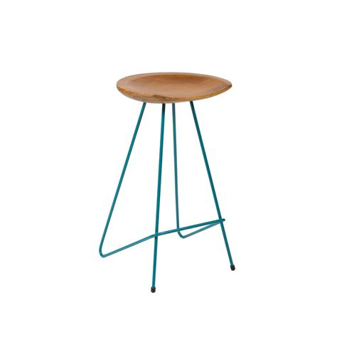 perch bar stool perch counter stool tomato fromthesource touch of modern