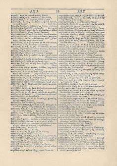 Cottage Dictionary Vintage Printable Dictionary Pages Free Freebies