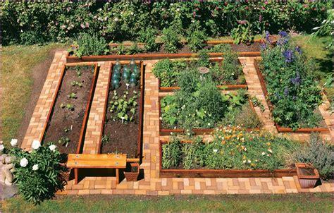 Concrete block raised garden bed design home design ideas
