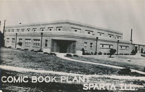 Randolph County Il Court Records Comic Book Plant Sparta Illinois 1958 Randolph Illinois Genweb