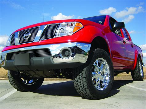 nissan frontier lift kit revtek 2 5 quot front and 1 25 quot rear suspension lift for 05 14