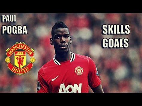 paul pogba needed those goals paul pogba playing in manchester united skills goals